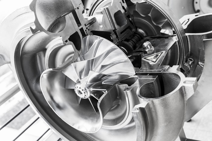 turbosprężarki radom