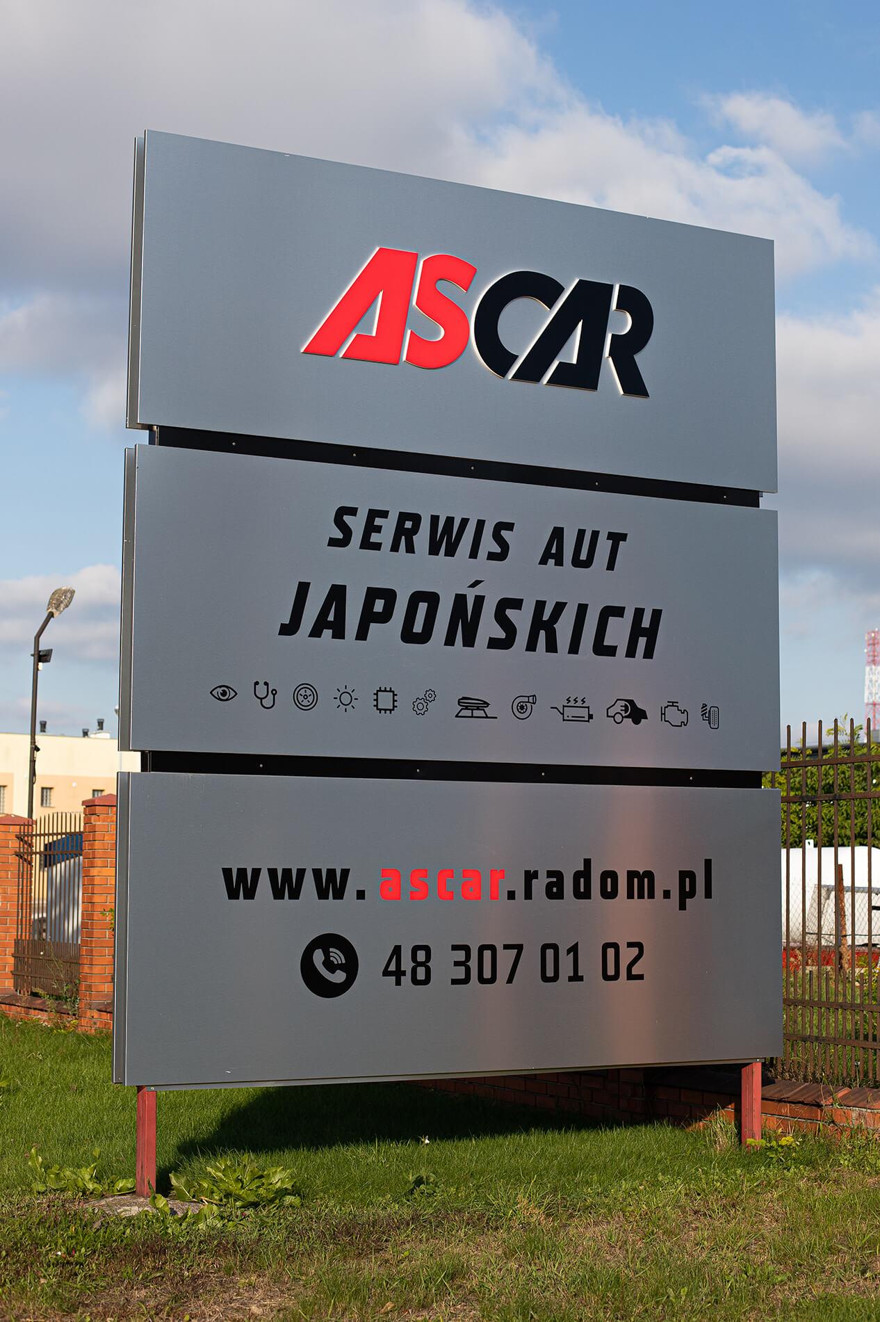 Ascar Radom Warsztat Samochodowy